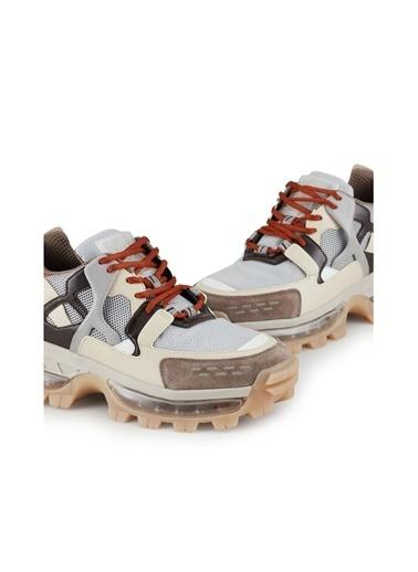 Emporio Armani  Ayakkabı Erkek Ayakkabı S X4C590 Xm488 M986 Krem